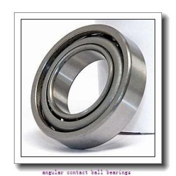 1.75 Inch | 44.45 Millimeter x 2.125 Inch | 53.975 Millimeter x 0.188 Inch | 4.775 Millimeter  RBC BEARINGS KAA17XL0  Angular Contact Ball Bearings