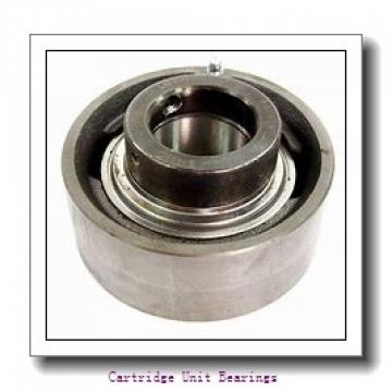 QM INDUSTRIES QMMC18J085SC  Cartridge Unit Bearings
