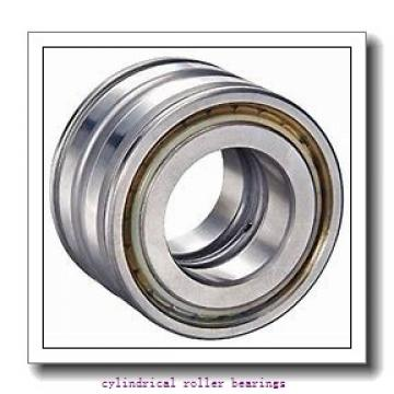 4.331 Inch | 110 Millimeter x 6.693 Inch | 170 Millimeter x 1.102 Inch | 28 Millimeter  SKF NU 1022 M/C3  Cylindrical Roller Bearings